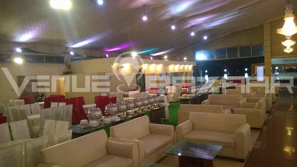 The TRADITIONS  Wedding Halls In Karachi