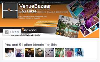 Venue Bazaar facebook